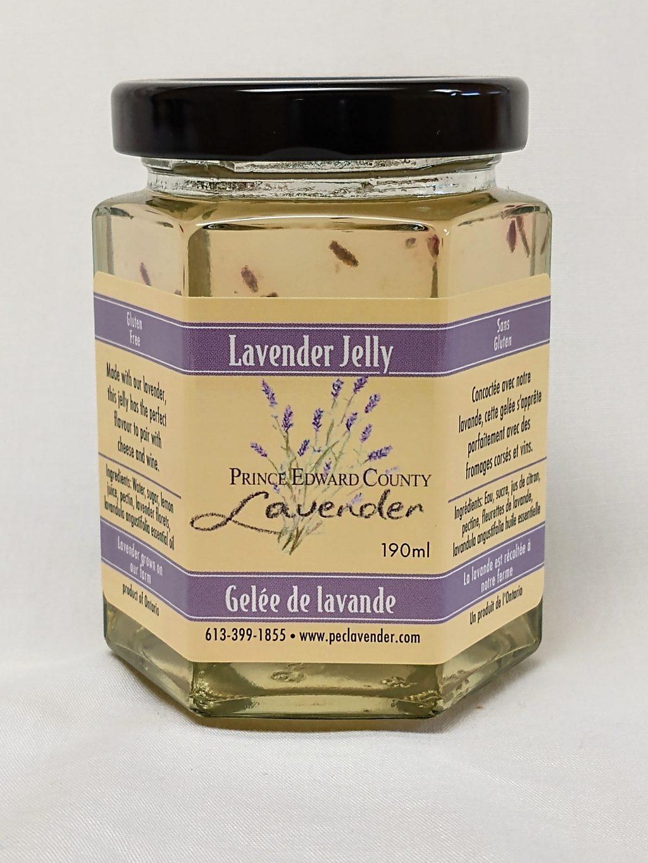 Lavender Jelly