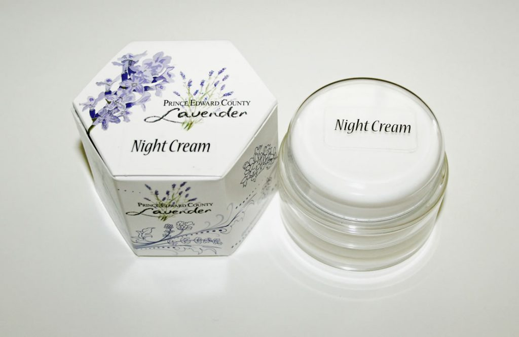 Lavender Facial Night Cream